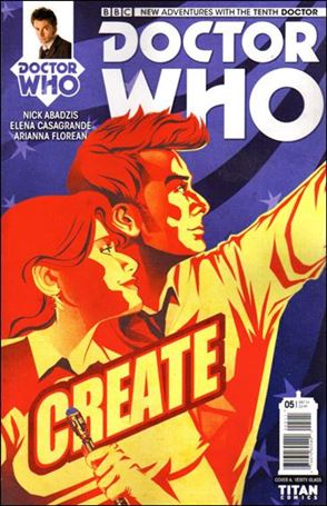 Doctor Who: The Tenth Doctor 5-A