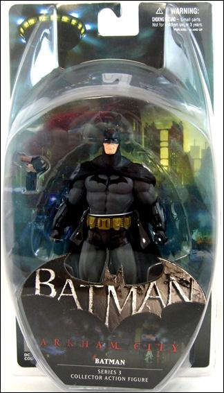 Batman: Arkham City (Series 3)  Batman by DC Collectibles