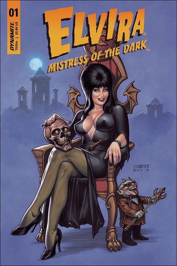 Elvira, Mistress of the Dark (2018) 1-O by Dynamite Entertainment