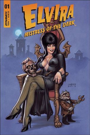 Elvira, Mistress of the Dark (2018) 1-O