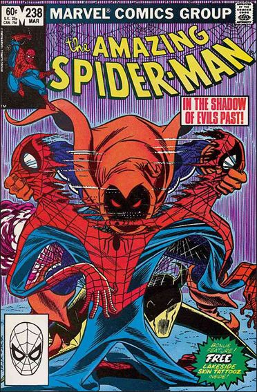 Amazing Spider-Man (1963) 238-A by Marvel