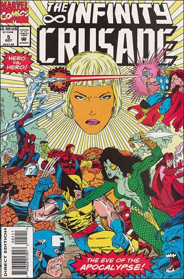 Infinity Crusade 5-A by Marvel