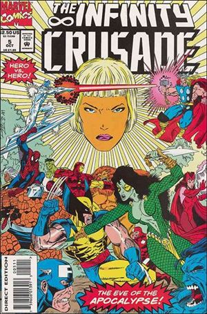 Infinity Crusade 5-A
