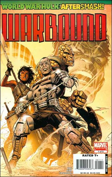 WWH Aftersmash: Warbound 1-A by Marvel