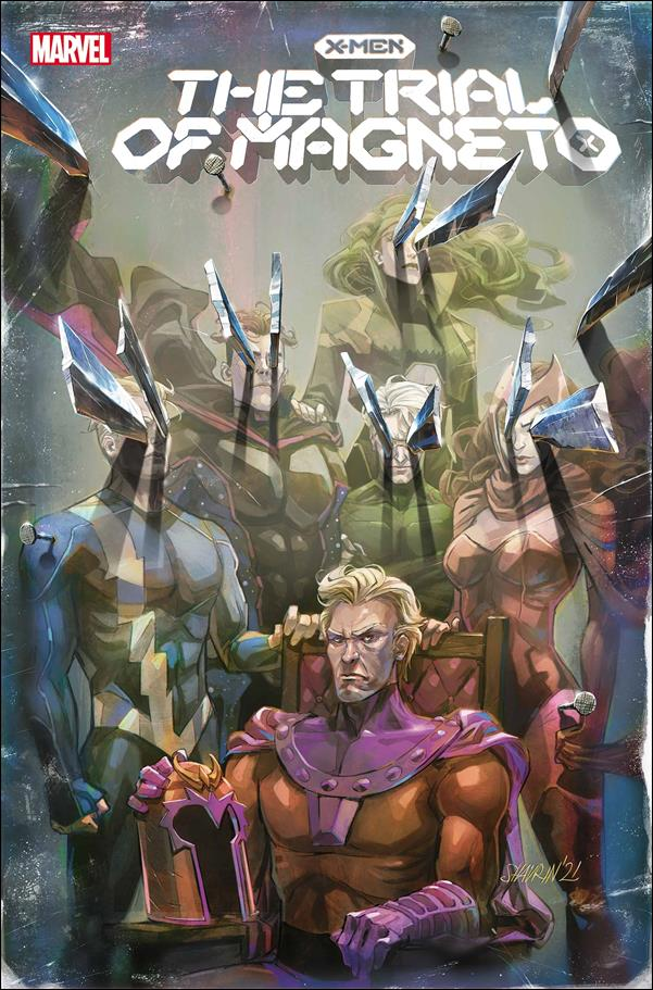 X-Men: The Trial of Magneto 2-B by Marvel