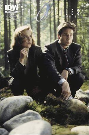 X-Files: Season 10 17-B