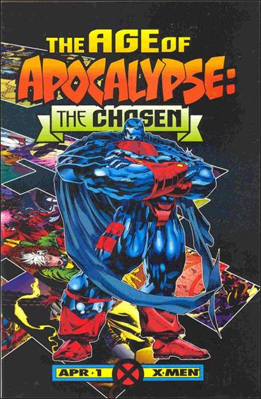 Age of Apocalypse: The Chosen 1-A by Marvel
