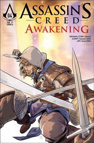 Assassin's Creed: Awakening 4-A