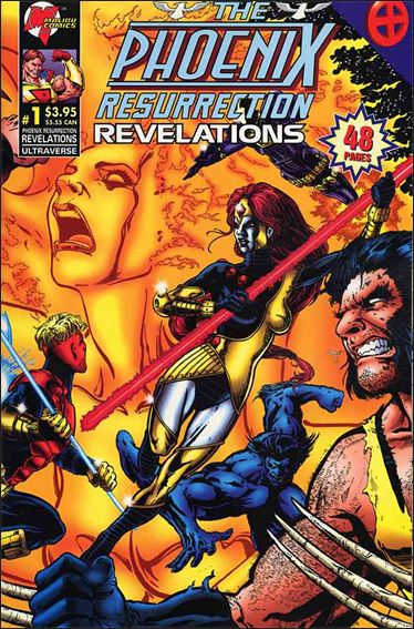 Phoenix Resurrection: Revelations 1-A by Malibu