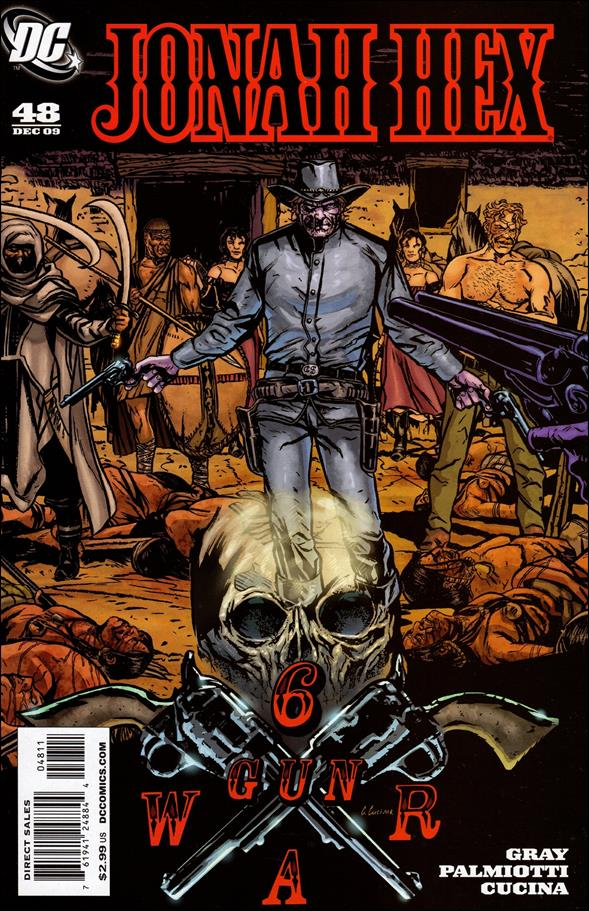 Jonah Hex (2006) 48-A by DC