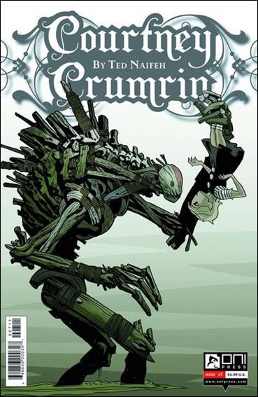 Courtney Crumrin 7-A by Oni Press