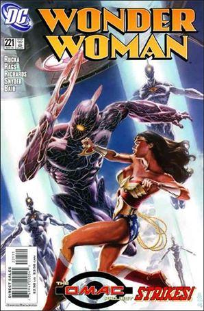 Wonder Woman (1987) 221-A
