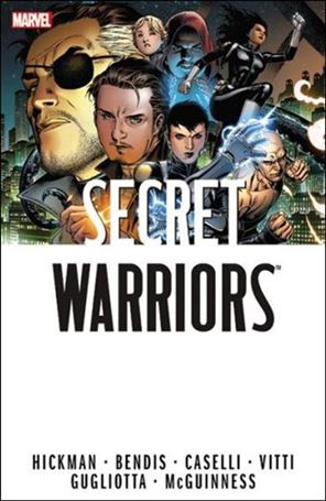 Secret Warriors: The Complete Collection 1-A
