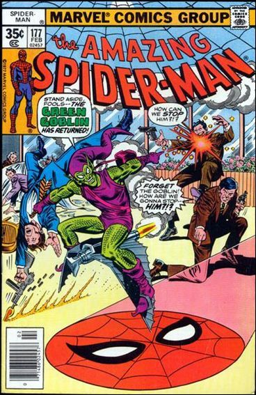 Amazing Spider-Man (1963) 177-A by Marvel