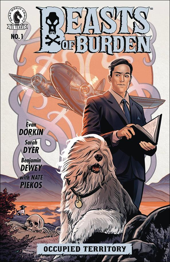 Beasts of Burden: Occupied Territory 1-A by Dark Horse