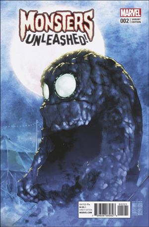 Monsters Unleashed 2-B