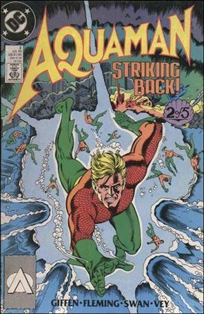 Aquaman (1989) 2-A