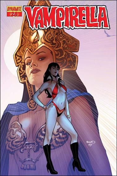 Vampirella (2010) 28-B by Dynamite Entertainment