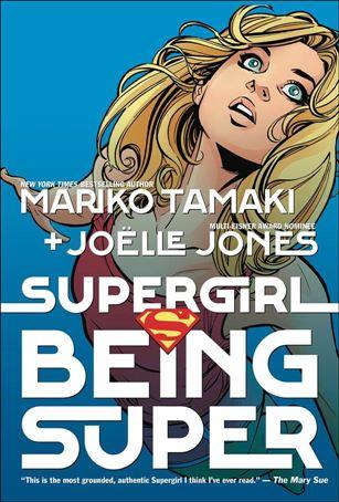 Supergirl: Being Super nn-B