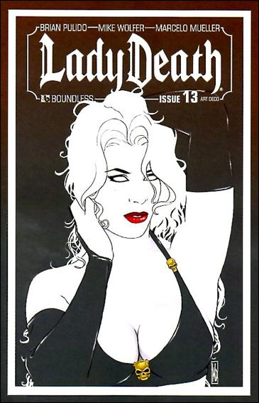 Lady Death (2010) 13-C by Boundless Comics