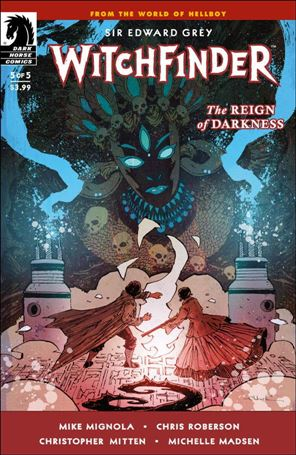 Witchfinder: The Reign of Darkness 5-A