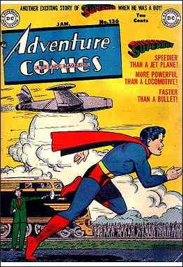 Adventure Comics (1938) 136-A by DC
