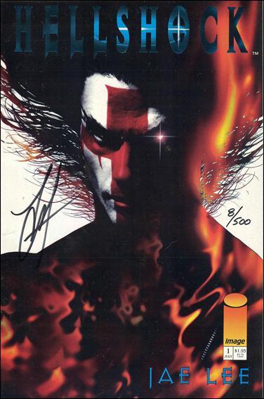Hellshock (1994) 1-C by Image