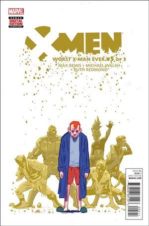 X-Men: Worst X-Man Ever 5-A