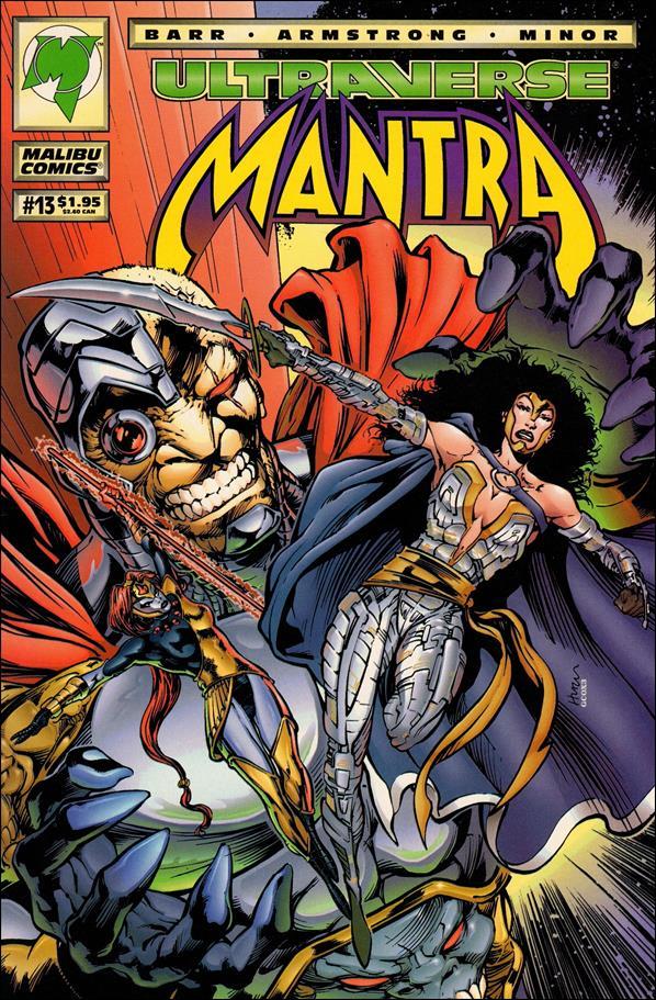 Mantra (1993) 13-A by Malibu