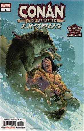 Conan the Barbarian: Exodus 1-A