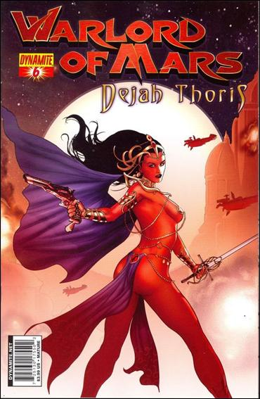 Warlord of Mars: Dejah Thoris 6-B by Dynamite Entertainment