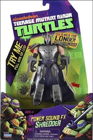 Teenage Mutant Ninja Turtles (2012) Power Sound FX Shredder