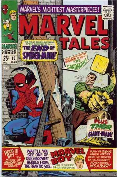 Marvel Tales (1966) 13-A by Marvel