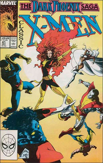 Classic X-Men 41-A by Marvel