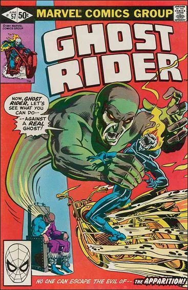 Ghost Rider (1973) 57-A by Marvel