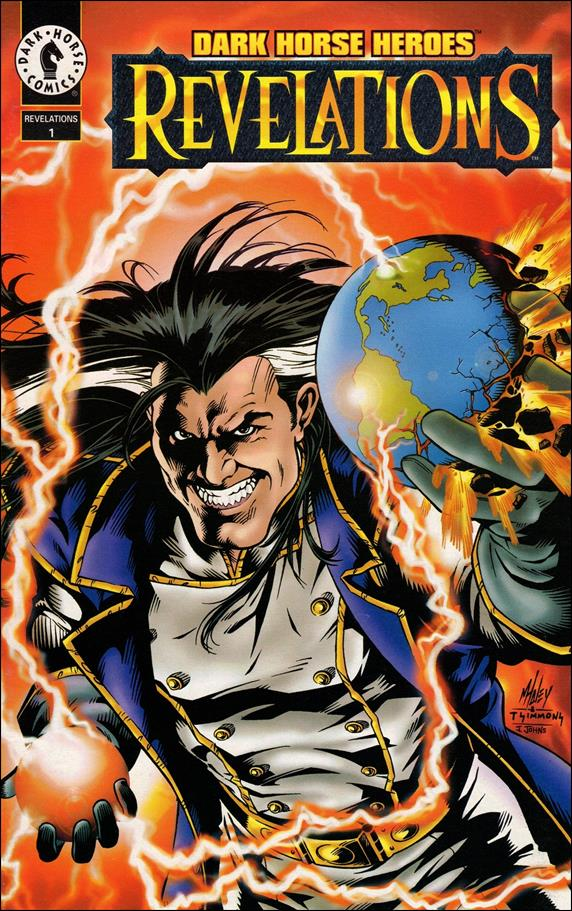 Revelations (1995) 1-A by Dark Horse
