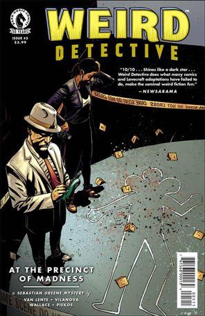 Weird Detective 5-A