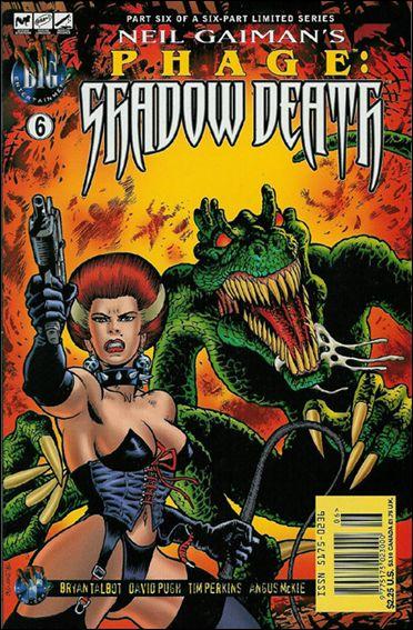Neil Gaiman's Phage: Shadow Death 6-A by BIG Entertainment