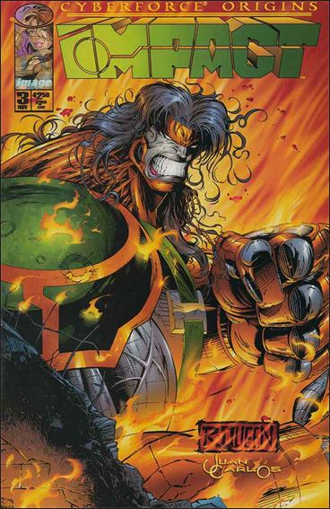 Cyberforce Origins 3-A by Image