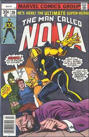 Nova (1976) 20-A by Marvel