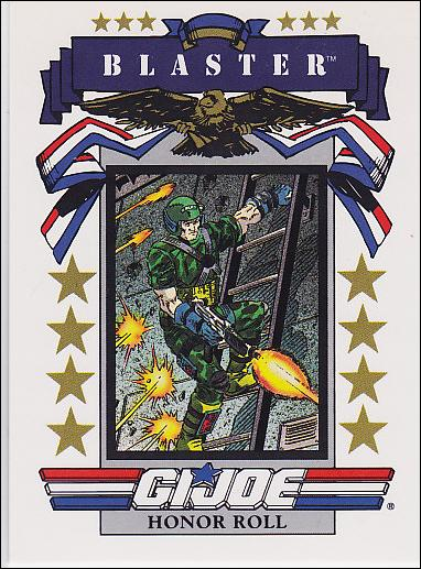 G.I. Joe (Base Set) 190-A by Impel