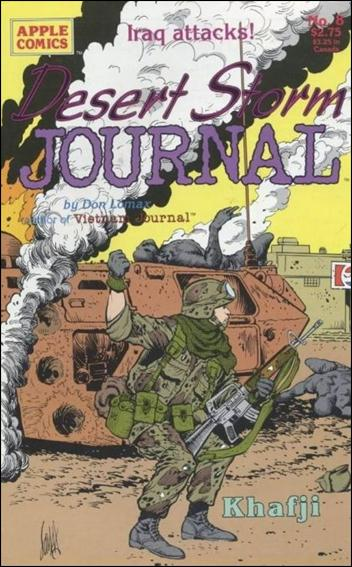 Desert Storm Journal 8-A by Apple