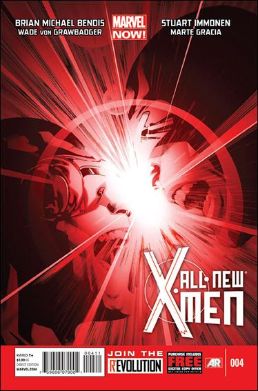 All-New X-Men 4-A by Marvel