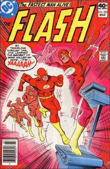 Flash (1959) 283-A by DC