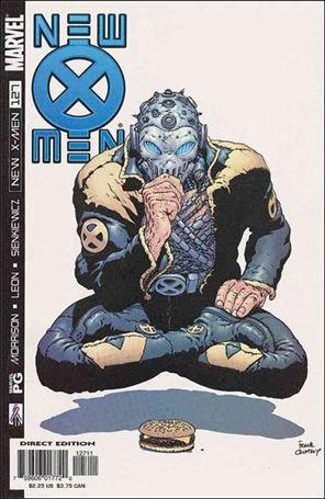 New X-Men (2001) 127-A