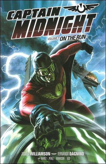 Captain Midnight 1-A by Dark Horse