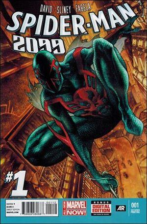 Spider-Man 2099 (2014) 1-H