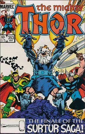 Thor (1966) 353-A