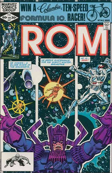 ROM (1979) 27-A by Marvel