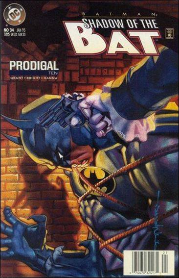 Batman: Shadow of the Bat 34-A by DC